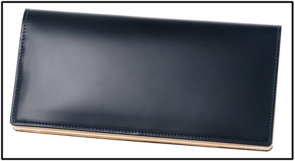 キプリス コードバン 長財布