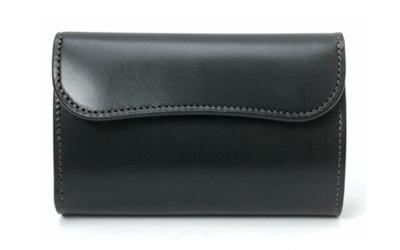 ワイルドスワンズの財布 サドルレザー製財布の例用
