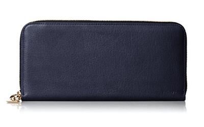 アンティークレザーの財布 アニアリのオリジナルレザーの例用