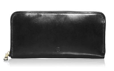 グレンロイヤルの財布 ブライドルレザー製財布の例用