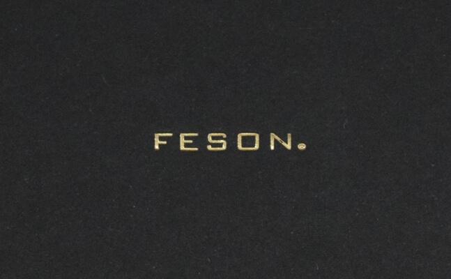 フェソン 箱ロゴ